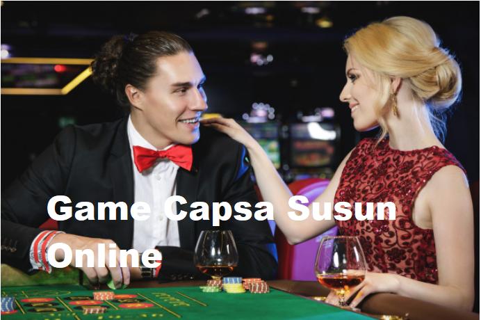 Game Capsa Susun Online